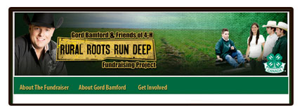 Rural Roots Run Deep Fundraising Project